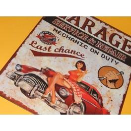 CHAPA VINTAGE GARAGE