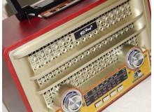 RADIO USB VINTAGE CON ASA
