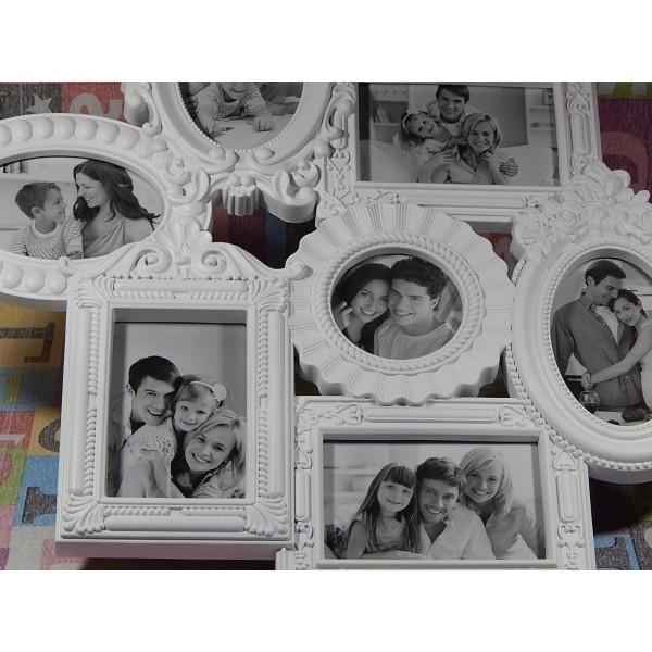 MARCO PORTAFOTOS MULTIPLE - La Tienda Vintage | Vintage economico