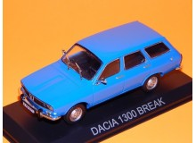 Coche Modelo DACIA 1300 BREAK Vehiculo en miniatura de colección Vintage Automovil a escala