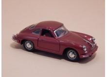Coche Modelo PORSCHE 356 Vehiculo en miniatura de colección Vintage Automovil a escala