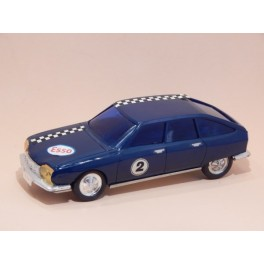 Coche Modelo CITROEN GS RACING Vehiculo en miniatura de colección Vintage Automovil a escala