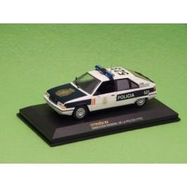 CITROEN BX POLICIA