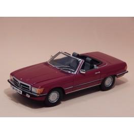 Coche Modelo MERCEDES SL 300 Vehiculo en miniatura de colección Vintage Automovil a escala
