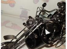 BOTELLERO MOTO CHOPPER