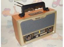 RADIO AM/FM USB MADERA VINTAGE DECORACION HOGAR
