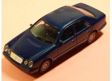 Coche Modelo MERCEDES CLASE E W210 Vehiculo en miniatura de colección Vintage Automovil a escala