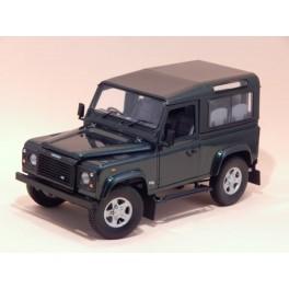 Coche Modelo LAND ROVER DEFENDER 90 Vehiculo en miniatura de colección Vintage Automovil a escala