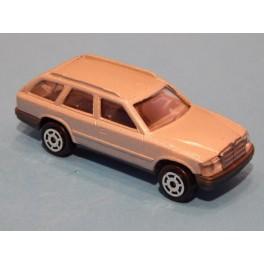 Coche Modelo MERCEDES 300 TE Vehiculo en miniatura de colección Vintage Automovil a escala