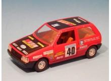 Coche Modelo FIAT UNO Vehiculo en miniatura de colección Vintage Automovil a escala