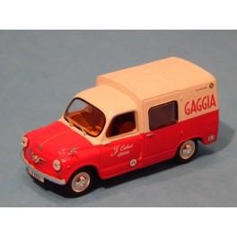 Coche Modelo SIATA FORMICHETTA Vehiculo en miniatura de colección Vintage Automovil a escala
