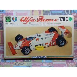 KIT MONTAJE ALFA ROMEO 179C Maqueta para montar Vehiculo en miniatura de colección Vintage Automovil a escala 1:12