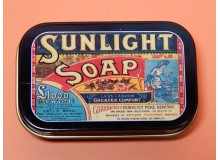 PASTILLERO SUNLIGH SOAP
