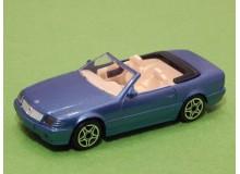 Coche Modelo MERCEDES 300 SL Vehiculo en miniatura de colección Vintage Automovil a escala