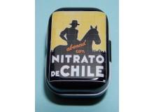 PASTILLERO NITRATO DE CHILE