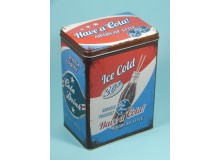 CAJA RETRO ICE COLD