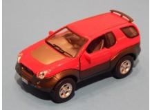 Coche Modelo ISUZU V-CROSS Vehiculo en miniatura de colección Vintage Automovil a escala