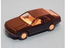 Coche Modelo RENAULF FUEGO Vehiculo en miniatura de colección Vintage Automovil a escala