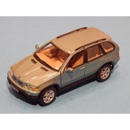 Coche Modelo BMW X5 Vehiculo en miniatura de colección Vintage Automovil a escala