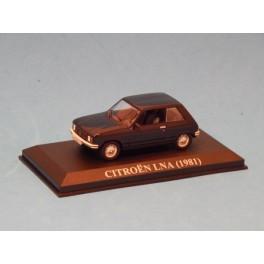 Coche Modelo CITROEN LNA Vehiculo en miniatura de colección Vintage Automovil a escala