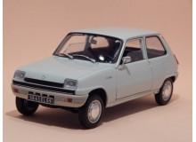 Coche Modelo RENAULT 5 Vehiculo en miniatura de colección Vintage Automovil a escala