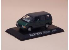 Coche Modelo RENAULT ESPACE Vehiculo en miniatura de colección Vintage Automovil a escala