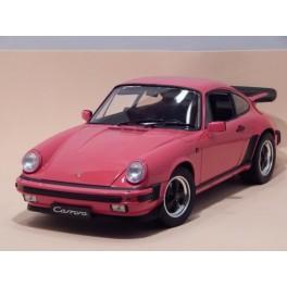 Coche Modelo PORSCHE 911 CARRERA Vehiculo en miniatura de colección Vintage Automovil a escala