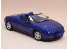 Coche Modelo ALFA ROMEO SPIDER Vehiculo en miniatura de colección Vintage Automovil a escala