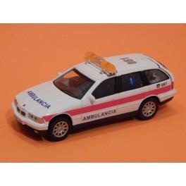 Coche Modelo BMW 325 TOURING Vehiculo en miniatura de colección Vintage Automovil a escala