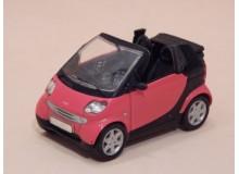 Coche Modelo SMART CABRIO Vehiculo en miniatura de colección Vintage Automovil a escala