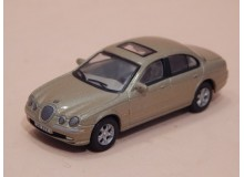Coche Modelo JAGUAR S TYPE Vehiculo en miniatura de colección Vintage Automovil a escala