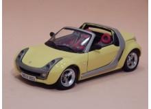 Coche Modelo SMART ROADSTER Vehiculo en miniatura de colección Vintage Automovil a escala