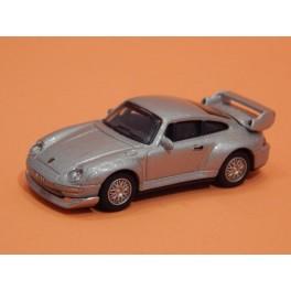Coche Modelo PORSCHE 911 GT Vehiculo en miniatura de colección Vintage Automovil a escala