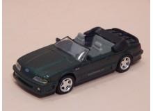 Coche Modelo FORD MUSTANG GT CONVERTIBLE Vehiculo en miniatura de colección Vintage Automovil a escala