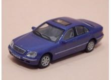 Coche Modelo MERCEDES CLASE S Vehiculo en miniatura de colección Vintage Automovil a escala
