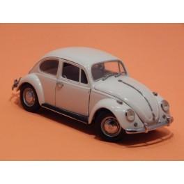 Coche Modelo VOLKSWAGEN BEETLE Vehiculo en miniatura de colección Vintage Automovil a escala