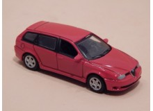 Coche Modelo ALFA ROMEO 156 GTA SPORTWAGON Vehiculo en miniatura de colección Vintage Automovil a escala