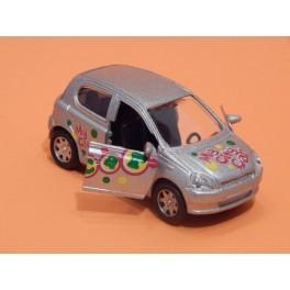 Coche Modelo TOYOTA YARIS Vehiculo en miniatura de colección Vintage Automovil a escala