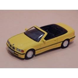 Coche Modelo BMW SERIE 3 CABRIO Vehiculo en miniatura de colección Vintage Automovil a escala