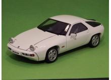 Coche Modelo PORSCHE 928 Vehiculo en miniatura de colección Vintage Automovil a escala