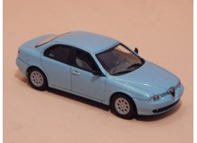 Coche Modelo ALFA ROMEO 156 Vehiculo en miniatura de colección Vintage Automovil a escala
