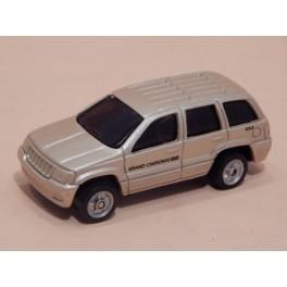 Coche Modelo JEEP GRAND CHEROKEE Vehiculo en miniatura de colección Vintage Automovil a escala