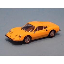 Coche Modelo FERRARI DINO Vehiculo en miniatura de colección Vintage Automovil a escala