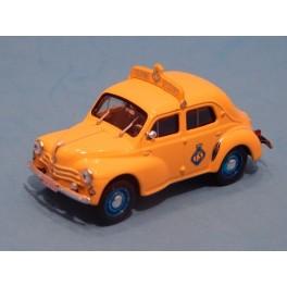 Coche Modelo RENAULT 4CV Vehiculo en miniatura de colección Vintage Automovil a escala