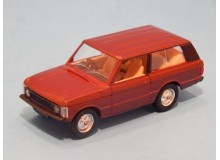 Coche Modelo RANGE ROVER Vehiculo en miniatura de colección Vintage Automovil a escala