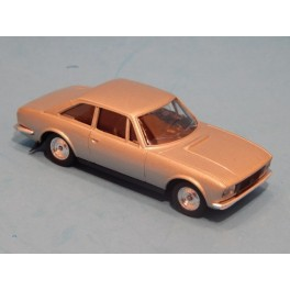 Coche Modelo PEUGEOT 504 COUPE Vehiculo en miniatura de colección Vintage Automovil a escala