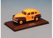 Coche Modelo FORD FORDOR Vehiculo en miniatura de colección Vintage Automovil a escala
