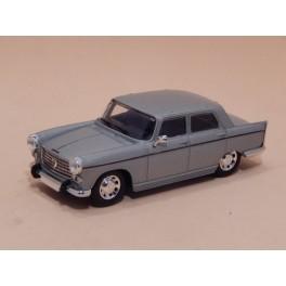 Coche Modelo PEUGEOT 404 Vehiculo en miniatura de colección Vintage Automovil a escala