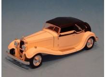 Coche Modelo BUGATTI ROYALE Vehiculo en miniatura de colección Vintage Automovil a escala
