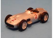 Coche Modelo MERCEDES W196 Vehiculo en miniatura de colección Vintage Automovil a escala